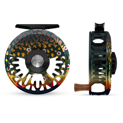 Abel VAYA Fly Reel - Brook Trout
