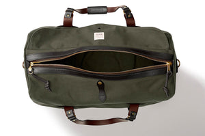 Filson Medium Duffle Bag Tan  - 1