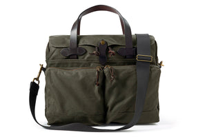 Filson 72 Hour Briefcase Otter Green  - 1