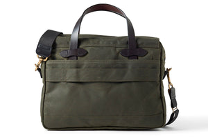 Filson 72 Hour Briefcase Otter Green  - 4
