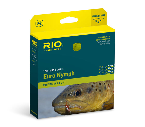 Rio European Nymphing FIPS Line