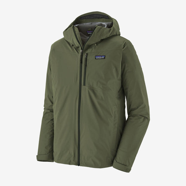 Patagonia Rainshadow Jacket - Industrial Green