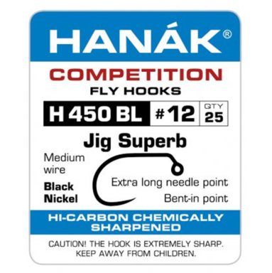 Hanak Competition Hook 450
