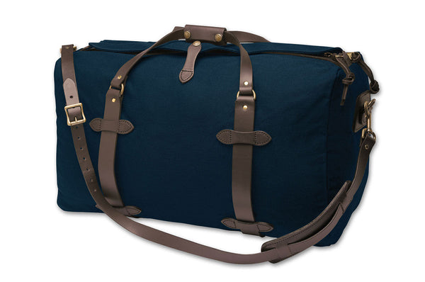 Filson Medium Duffle Bag Navy  - 1