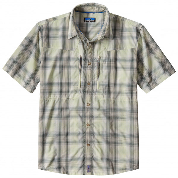 Patagonia Sun Stretch Shirt S/S, Costa Gill Green, SM