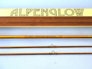 Alpenglow Peerless 5wt Deluxe Bamboo Fly Rod  - 3