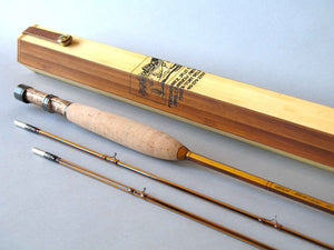 Alpenglow Peerless 5wt Deluxe Bamboo Fly Rod  - 4