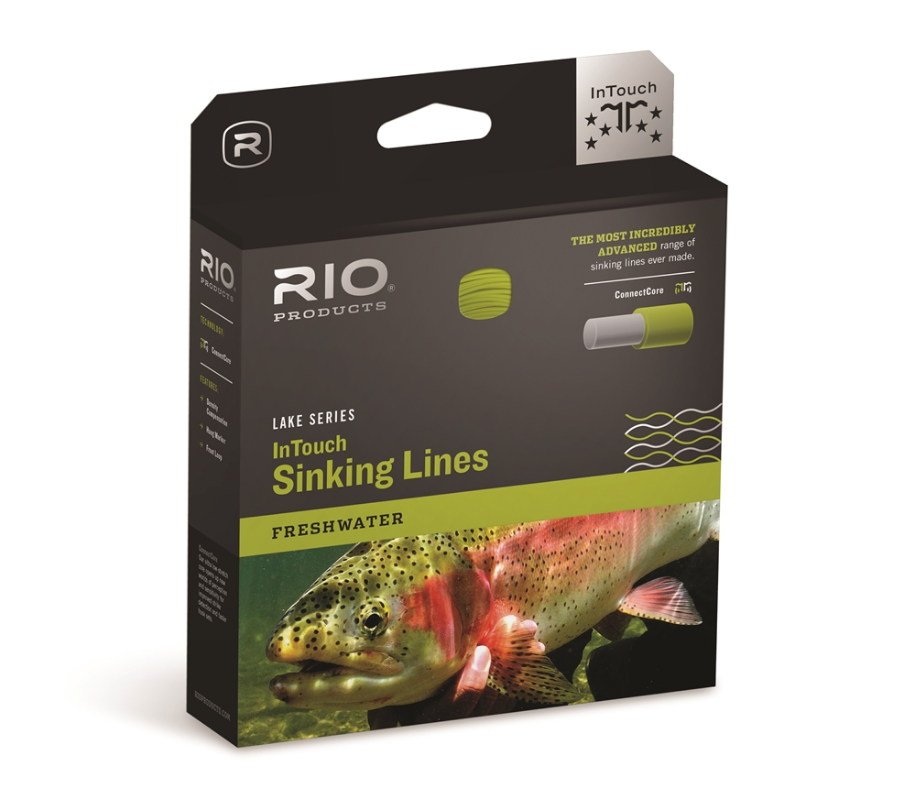 Rio Intouch Deep Series Lake Fly Line