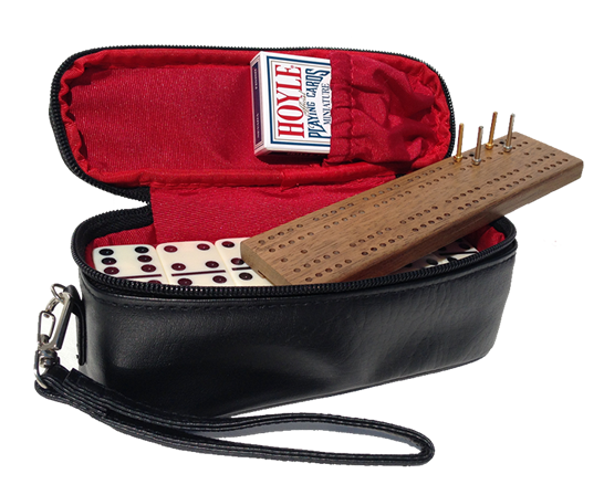 LCO Travel Domino Set