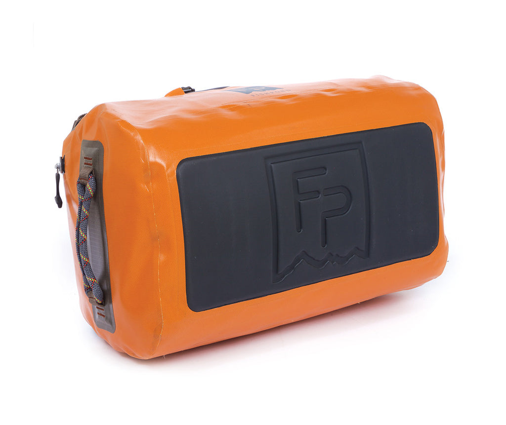 Thunderhead Submersible Duffel-Small, Orange