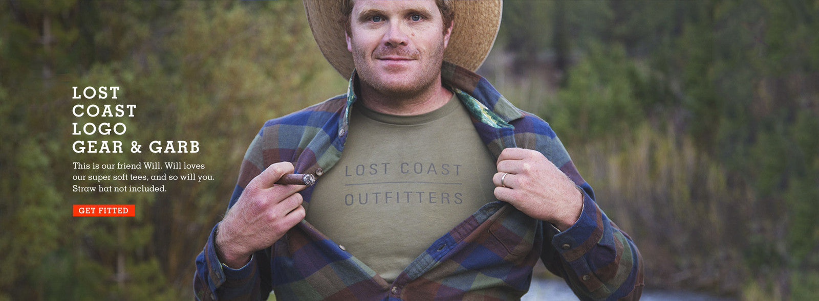Lost Coast Outfitters Apparel