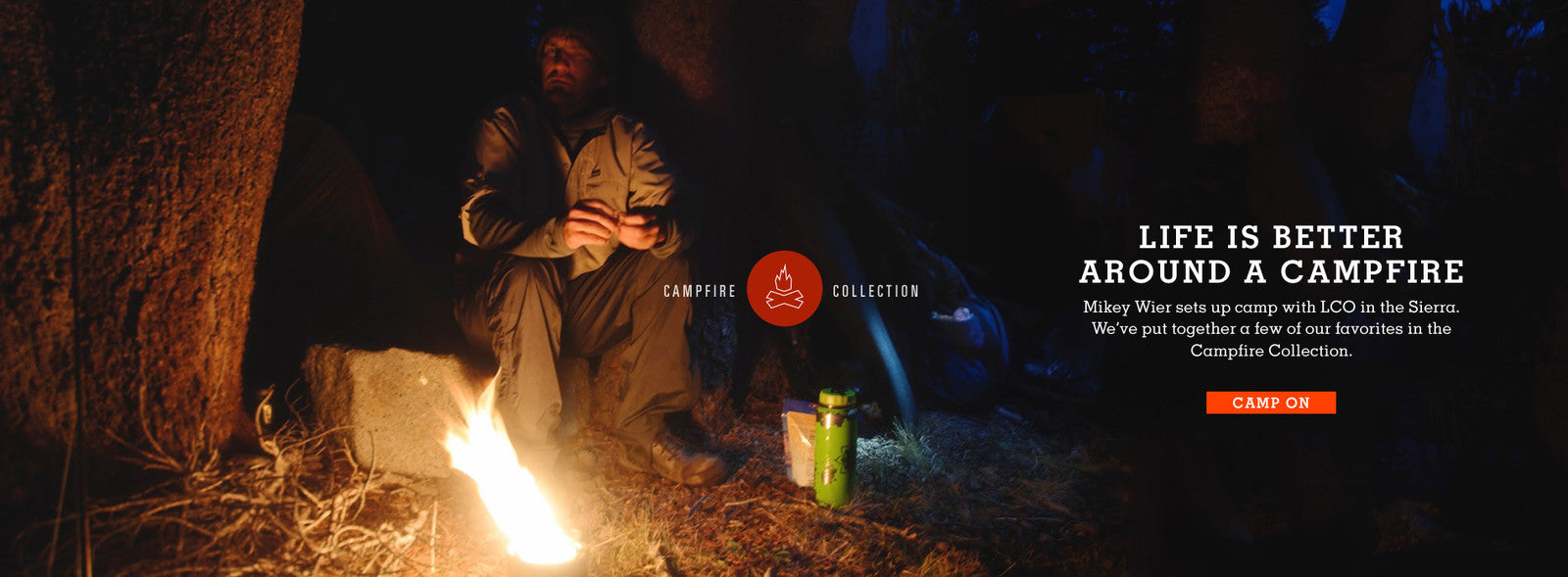 Lost Coast Outfitters Campfire Collection