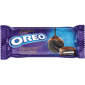 Cadbury Coated Oreo 2 Pack 34g x 20