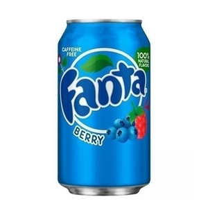 US Fanta Berry 355ml x 12
