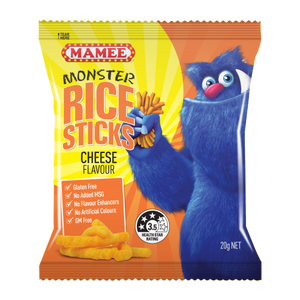 Mamee Rice Sticks Cheese 20g x 36
