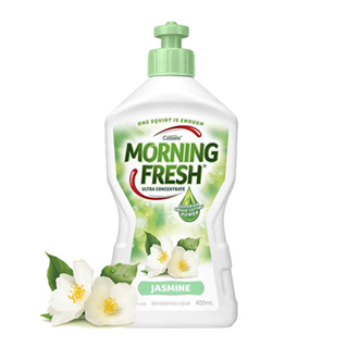 Morning Fresh Ultra Concentrate Jasmine Dishwashing Liquid 400ml