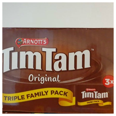 Arnott's Tim Tam Original Triple Family Pack