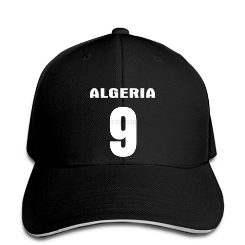 Casquette algeria football