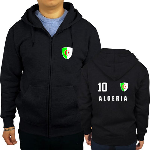 Sweat léger supporter algérie