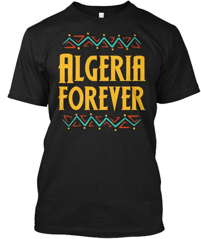 T-shirt algeria for ever