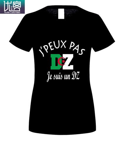 T-shirt authentique DZ