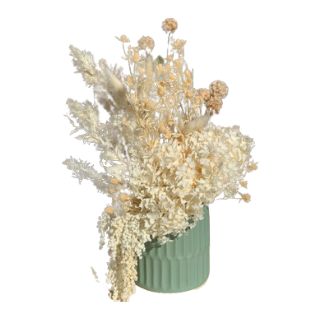Natural Dried Vase - Mother's Day Collection