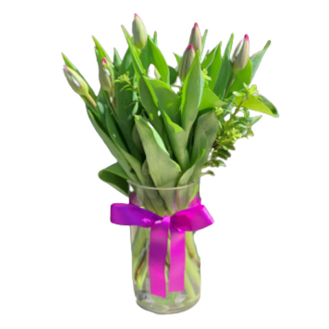 Tulip Vase - Mother's Day Collection