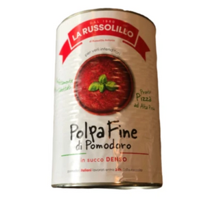 La Russolillo Fine Chopped Tomatoes 4kg