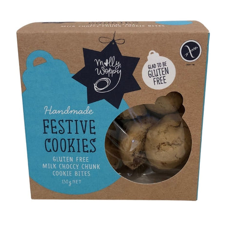 Molly Woppy Festive Cookies 130g
