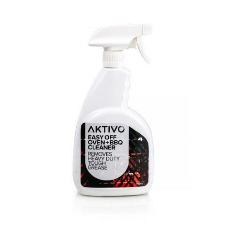 AKTIVO Easy Off Oven & BBQ Cleaner 750ml