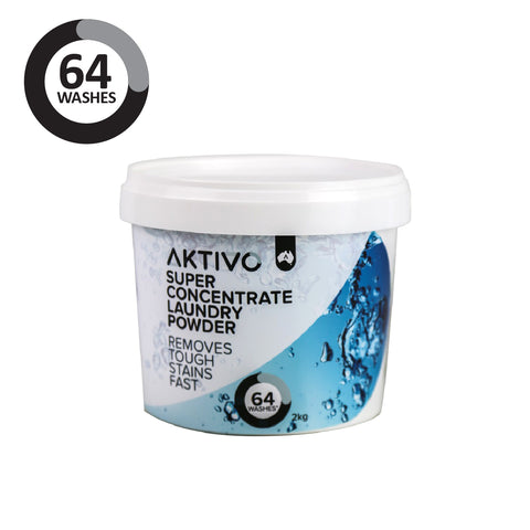 AKTIVO Super Concentrate Laundry Powder 2kg