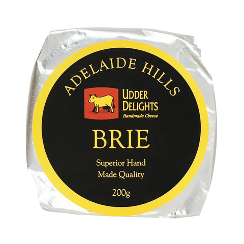 Cheese - Adelaide Hills Brie 200g