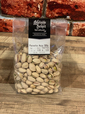 Nuts - A/Select Pistachios in Shell 300g