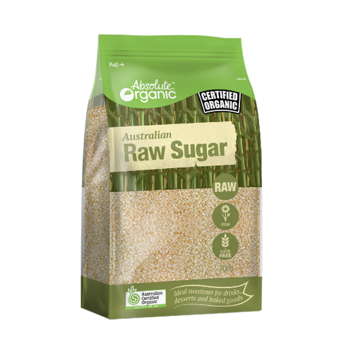 Absolute Organic - Australian Raw Sugar 700g