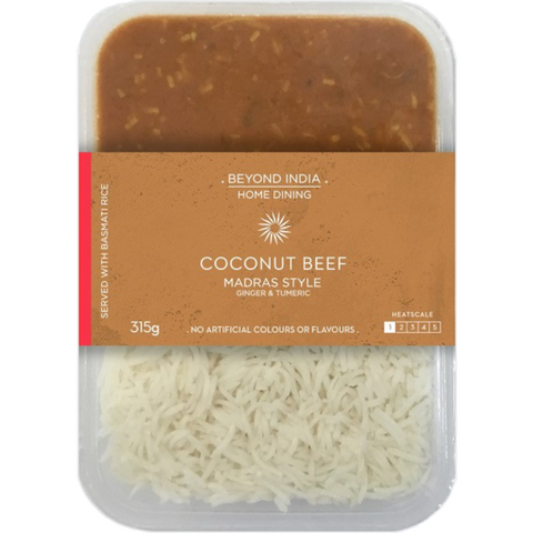 Beyond India Coconut Beef 315g