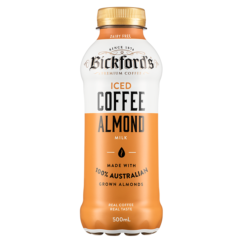 Bickfords Iced Coffee Almond 500ml
