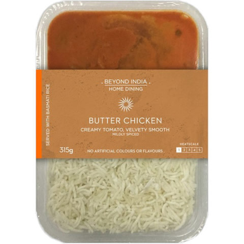 Beyond India Butter Chicken 315g