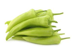 Capsicum - Banana Green