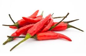 Chillies - Birds Eye