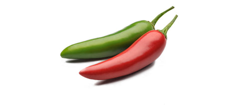 Chillies - Jalapeno
