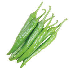 Chillies - Long Green