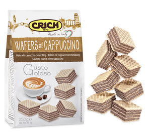 Crich Wafers Cappuccino 250g