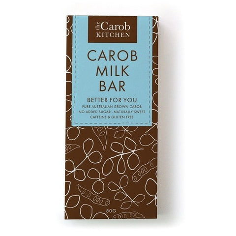 Carob Kitchen Milk Choc Block 80g