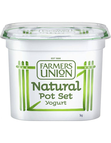 Farmers Union Natural Yoghurt 1kg