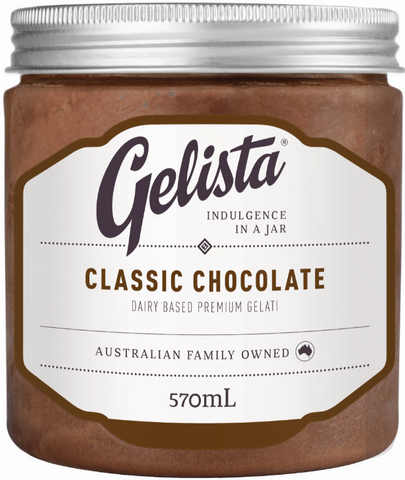 Gelista Ice-cream Chocolate 570ml