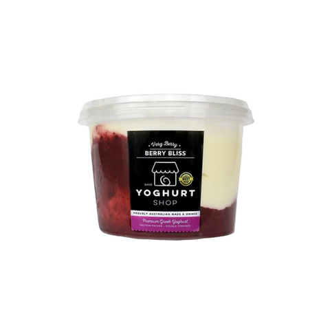 Yoghurt Shop Berry Yoghurt 500g