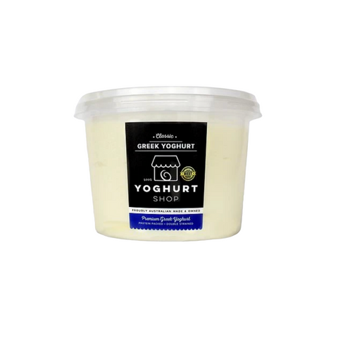 Yoghurt Shop Greek Style Yoghurt 500g