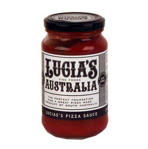 Lucia's Pizza Sauce 340g