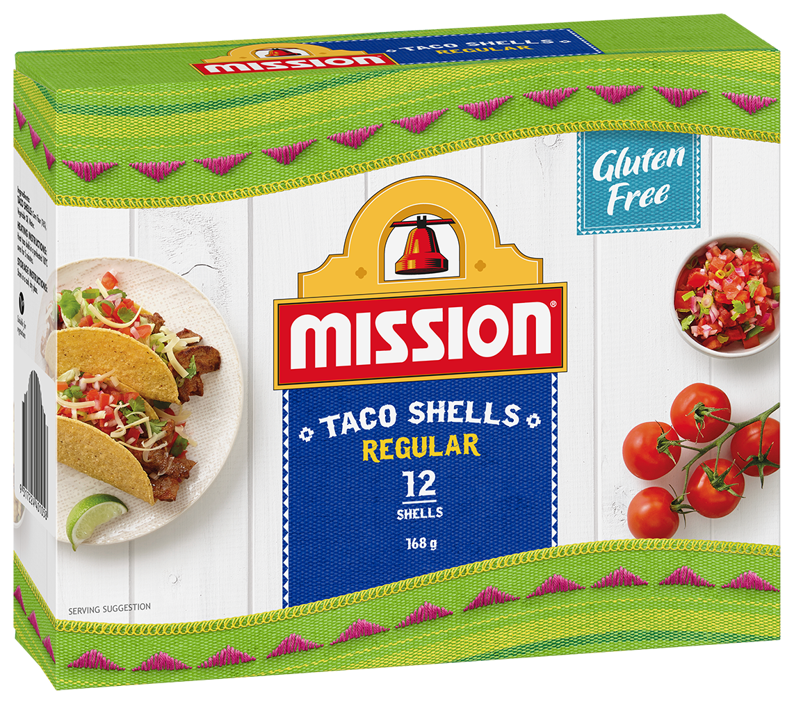 Mission Taco Shells 12Pack