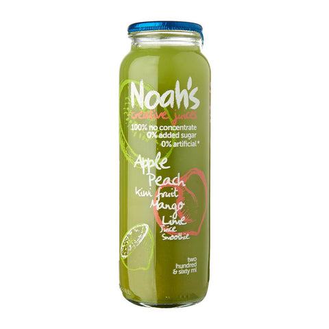 Noah's Juice Smoothie Peach & Kiwi 260ml